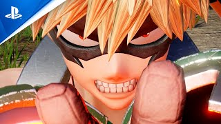 Jump Force - Bakugou Trailer | PS4