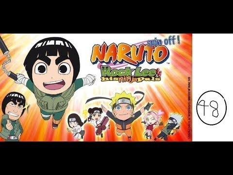 Rock Lee His Ninja Pals episode 48 English dubbed