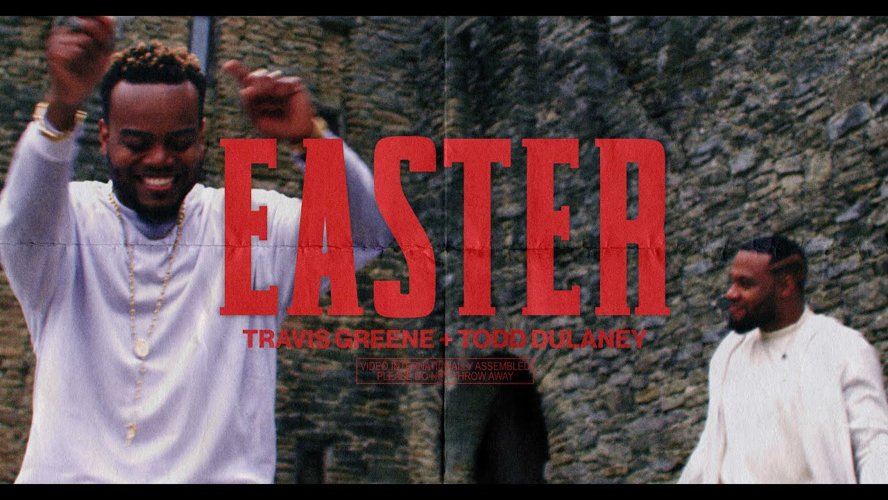 Travis Greene - EASTER [Official Music Video]