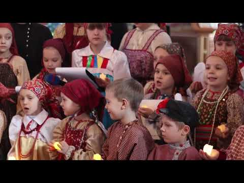 Видео: Светлый праздник Рождества!