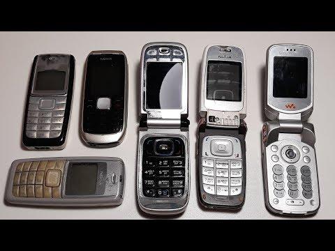 Посылка с аукциона. Кот в мешке. Nokia 1110i, Nokia 6131, Sony Ericsson W300i