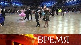 В Сочи проходит международный танцевальный турнир Sochi Open 2019.