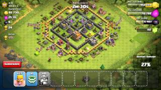 185 Level 5 Barbarians - (Clash Of Clans)