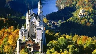 Neuschwanstein Castle Germany(Neuschwanstein Castle is the