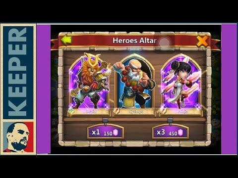 Castle Clash (44. Rész) Chinese Tencent Telepítés Tutorial.