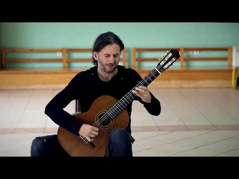 Tsimponis Dimitris plays Songe Capricorne by Roland Dyens