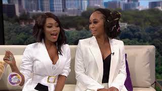 Sister Circle | Catching up with R & B group Blaque  | TVONE YouTube Videos