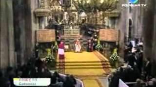 Palabras del Arzobispo D. Julián Barrio (Catedral de Santiago)