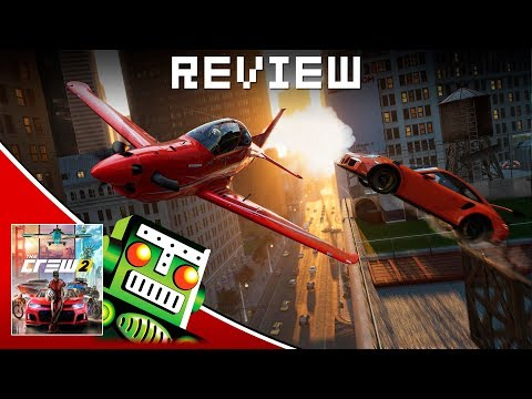The Crew 2 Review - Destructoid