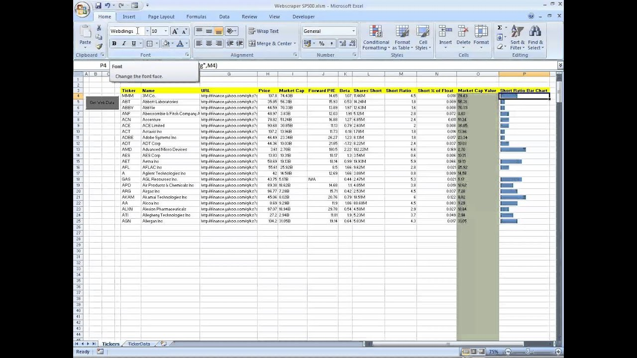 In cell bar charts excel also youtube rh