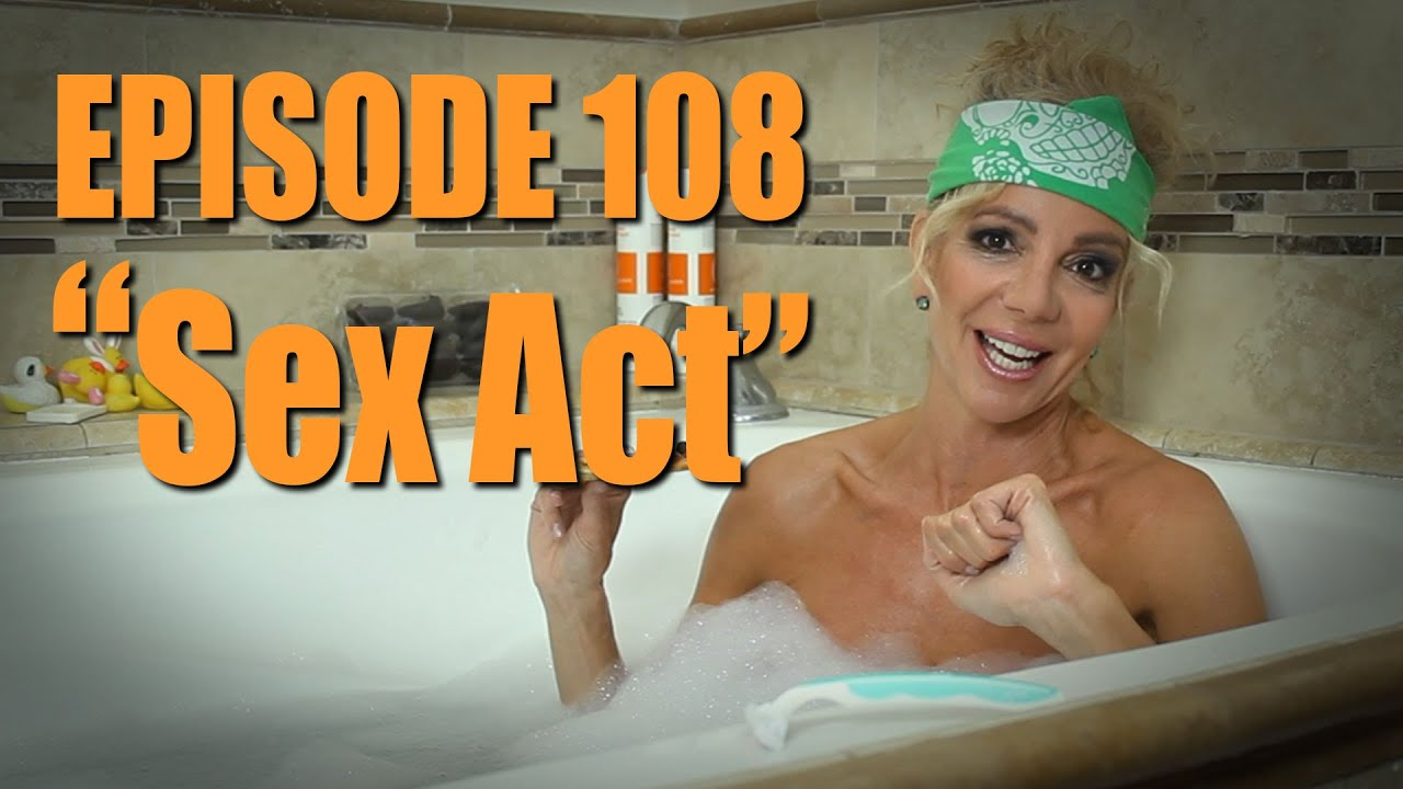 "Carla Collins Comes Clean - ""Sex Act"""