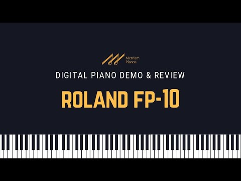 roland-fp-10-digital-piano-demo-&-review---the-best-digital-piano-for-under-$750-on-the-market?