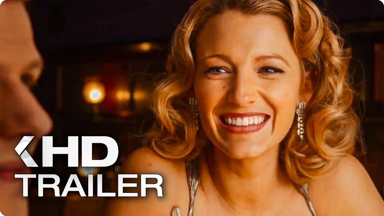 CAFE SOCIETY Trailer (2016)