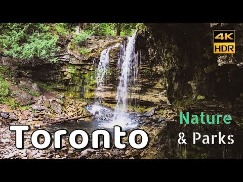 Toronto - Don't Miss These Nature Parks & Beaches - 4K - CANADA