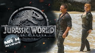 Jurassic World: Fallen Kingdom - FIRST Set Photos