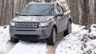 Land Rover Freelander 2 2013 Videos