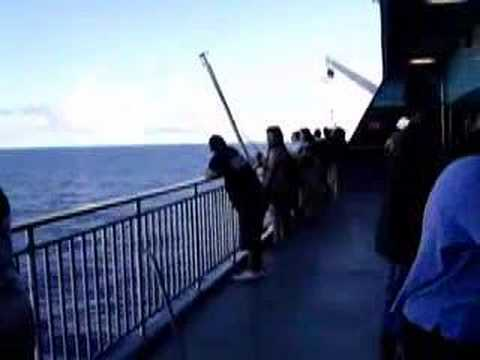 Hawaii Superferry Inaugural Voyage