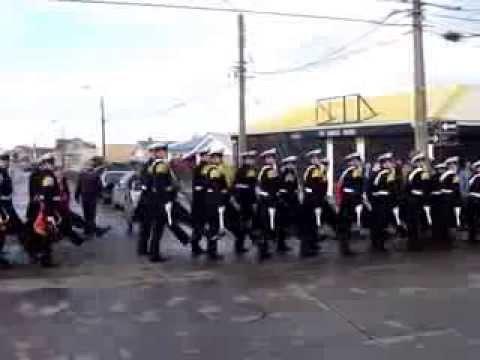 Infantes De Marina Chile