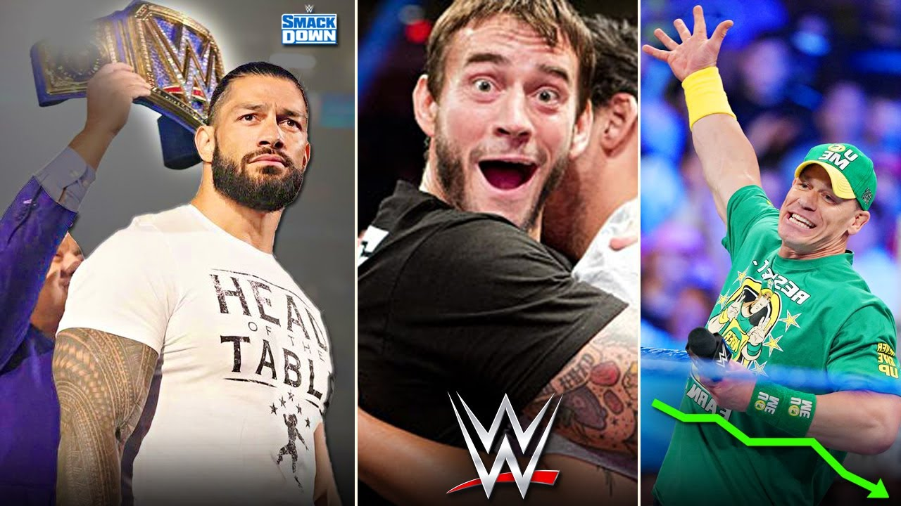 Roman Reigns BIG UNIVERSAL TITLE ! Match on Smackdown, WWE Smackdown Ratings 2021, Cm Punk in WWE ?