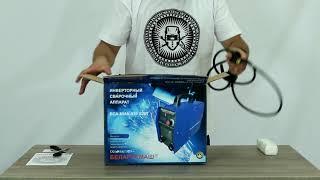видео Инверторно-импульсный сварочный аппарат
