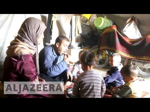 Syria: IDPs face outbreaks in inhumane conditions