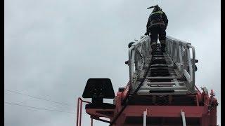 Пожарная Автоцистерна Лестница | Мчс Рф | Мужской Разговор | #Мужскойразговор