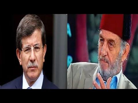 (K575) Ahmet Davutoğlu'nun İstifası Hakkında, Üstad Kadir Mısıroğlu