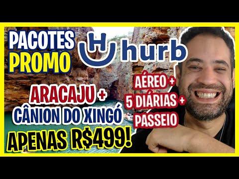 PARTIU NORDESTE! PACOTE DE VIAGEM ARACAJU + PASSEIO DO CÂNION DO XINGÓ POR R$499!