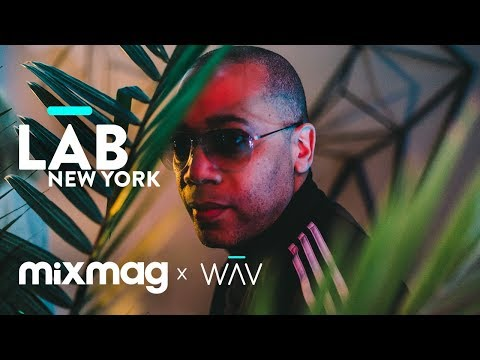 CARL CRAIG Detroit classics set in The Lab NYC