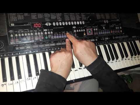 Yamaha 510 запись жазу