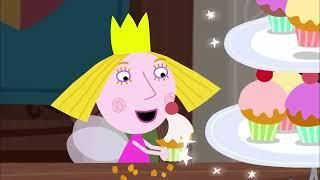 Новая серия Бабушка и Дедушка 🚀 Маленькое королевство Бена и Холли | Сезон 2, Серия 32