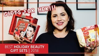 The Best Holiday Beauty Gift Sets 2018 | A Life Well Consumed