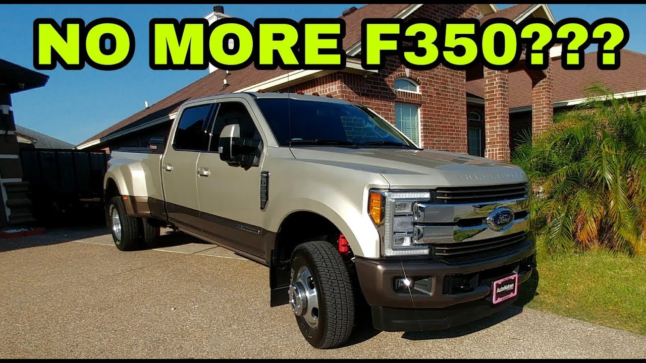 F450 King Ranch >> Worth Getting A 2017 F450 King Ranch Part 1ish