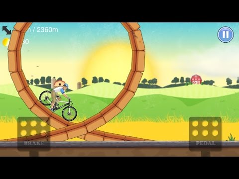Down the hill 2 / Android Gameplay HD