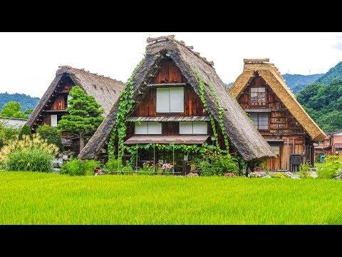 IL GIAPPONE TRADIZIONALE: SHIRAKAWA-GO