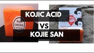 🏵 Review: Kojic Acid Soap vs Kojie San Soap🏵 Skin care Tip
