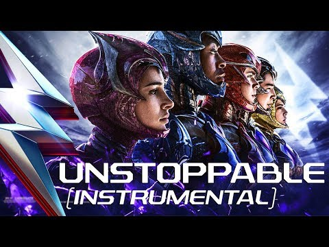 The Score - Unstoppable (Instrumental) | Power Rangers OST