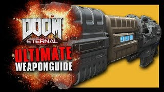 DOOM Eternal - ULTIMATE Weapon Guide | Maximise your Slaughter