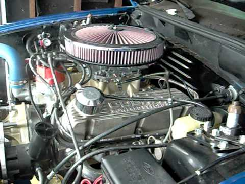 98 347 cobra mustang carb'ed sn95 - YouTube