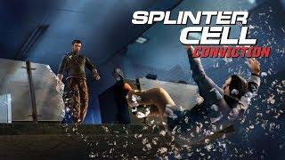 Скачать Splinter Cell Conviction Stealth Kills Takedowns Gameplay Third Echelon HQ