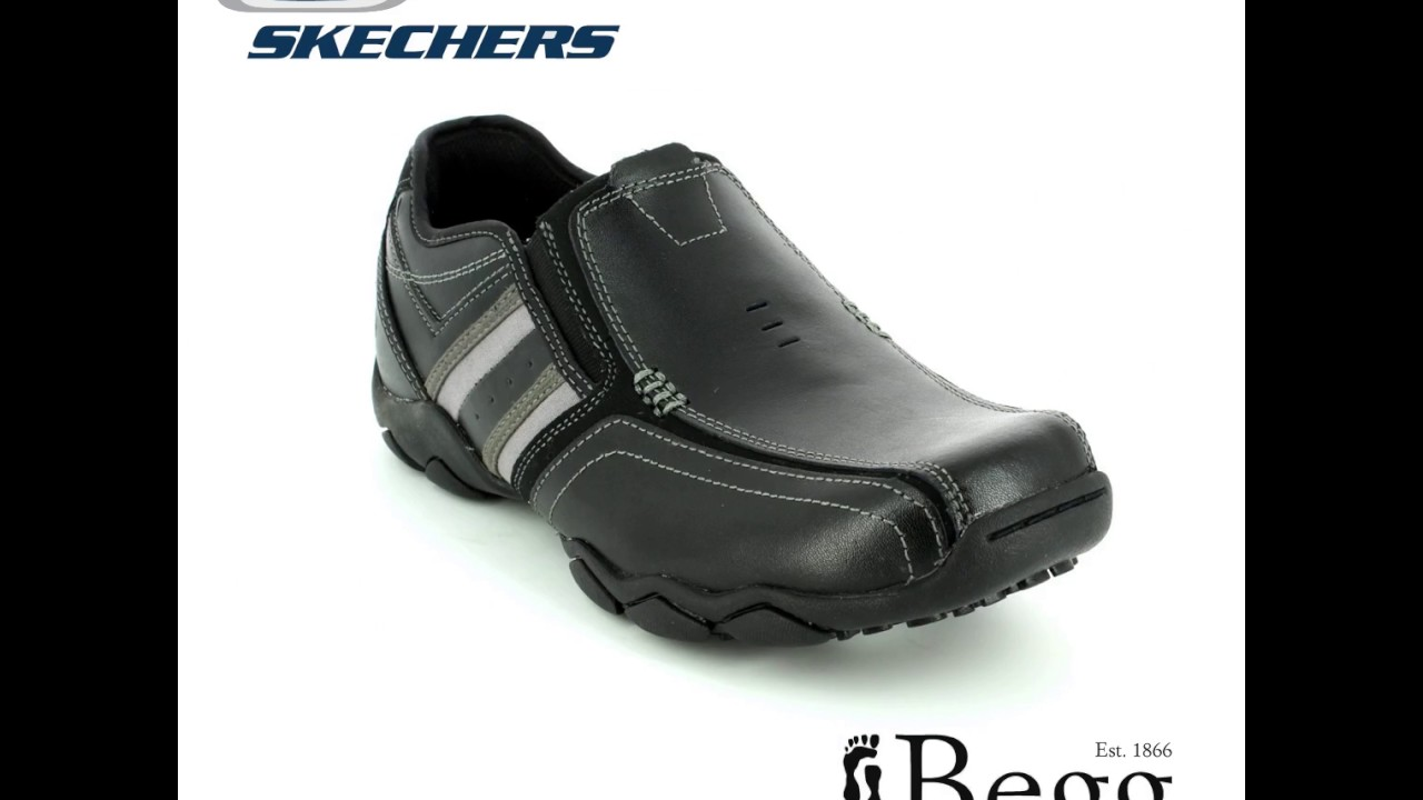 Skechers Diameter Zinroy 64275 Black