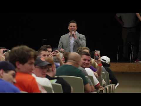 Richard Spencer's Full Speech at Auburn University