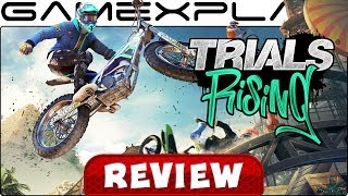 Trials Rising REVIEW (Nintendo Switch) (Video Game Video Review)