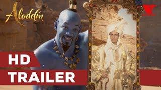 Aladin (2019) HD Trailer #2 | CZ dabing