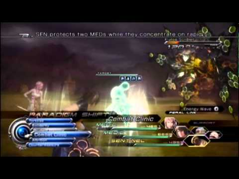 Final Fantasy XIII-2 Playthrough #117, Archylte Steppe B (8/8), Yomi