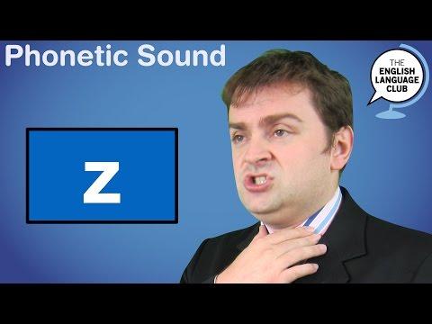The /z/ Sound