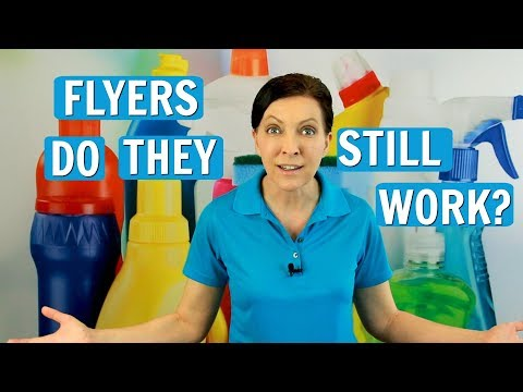 Flyers for 2018 - Do Flyers Still Work for Getting Business?