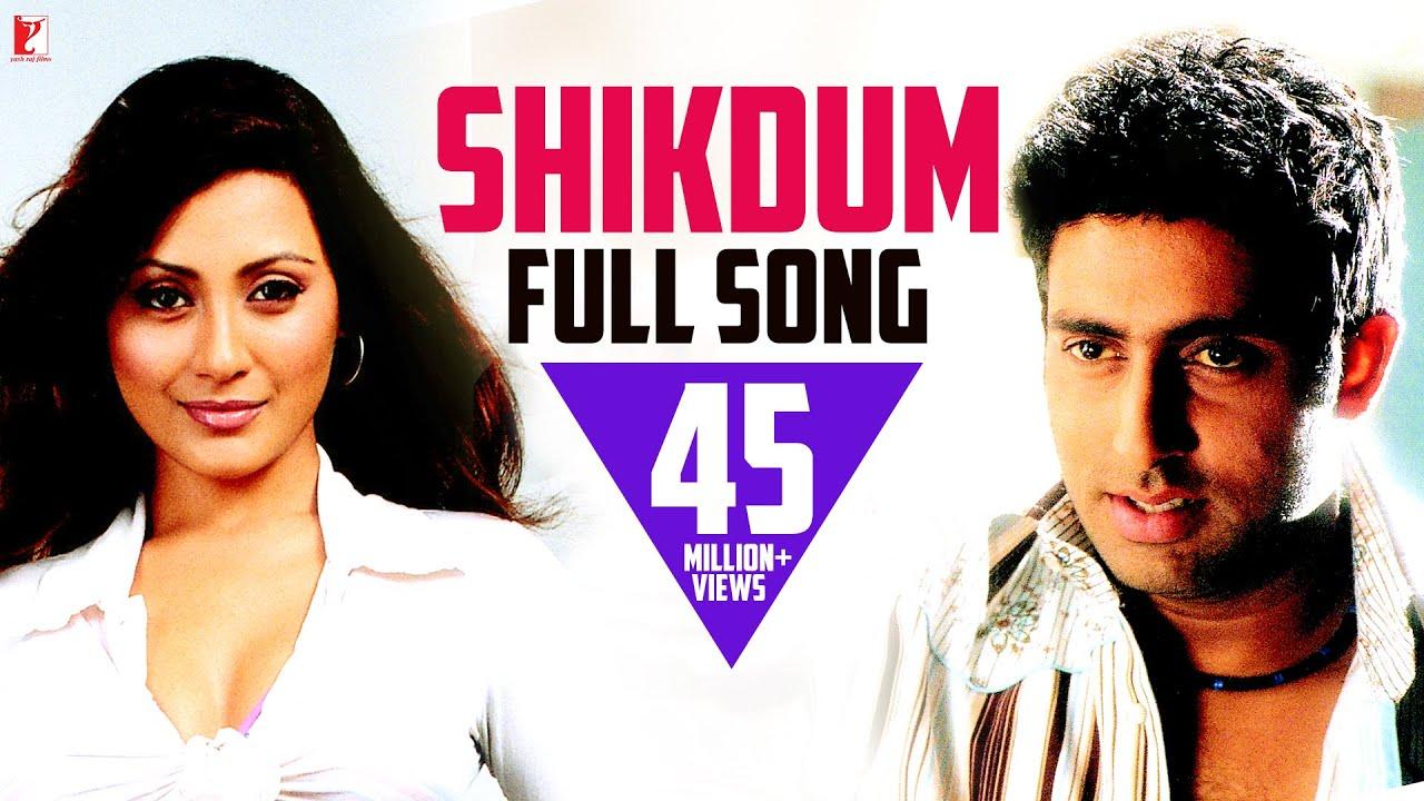 shikdum full song dhoom abhishek bachchan rimi sen shaan shreya ghoshal youtube. Black Bedroom Furniture Sets. Home Design Ideas