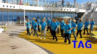 Sailor Dance  -  Line Dance