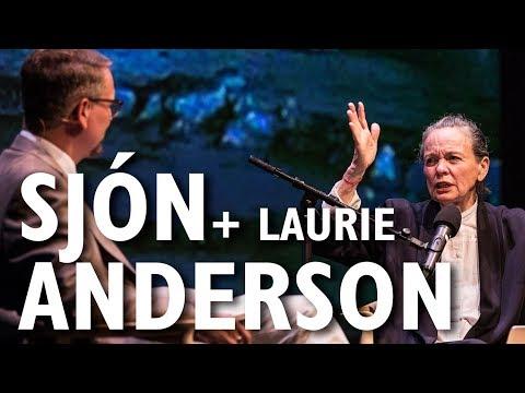 Laurie Anderson + Sjón - ARCTIC IMAGINATION